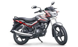 TVS StaR City+_Grey Black Dual Tone