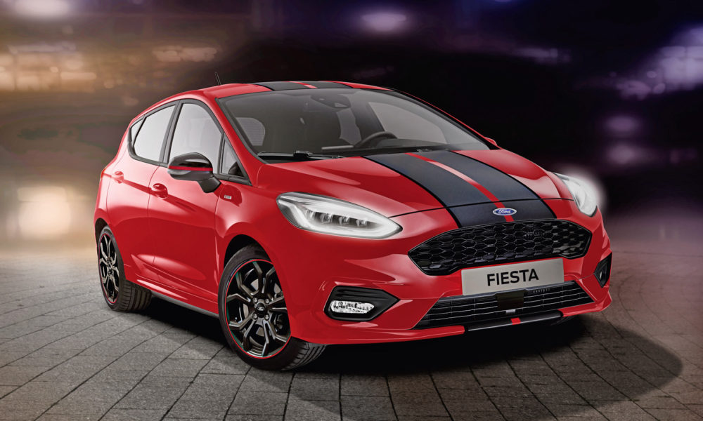 Ford Fiesta St Line Red Edition X