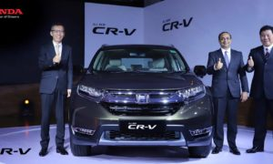 2018-5th-generation-Honda-CR-V-India-launch