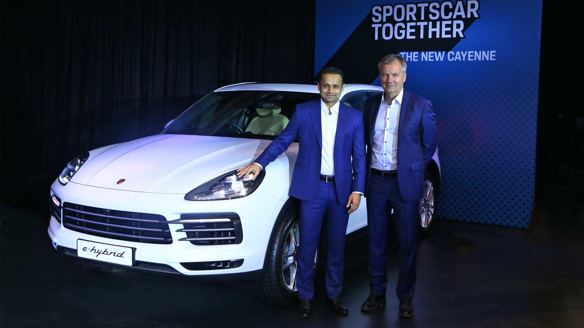 2018-Porsche-Cayenne-India-launch