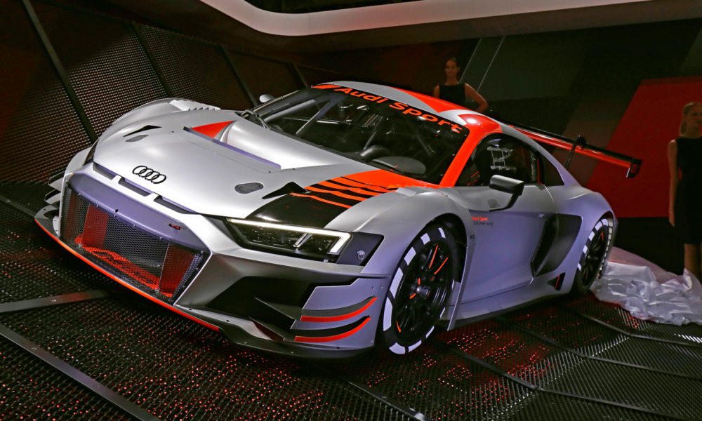 New Audi R8 LMS Racer Gives Us A First Taste Of Upcoming