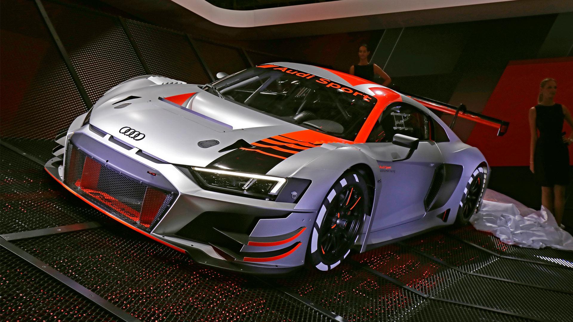2019 Audi R8 Lms Gt3 Is Lighter Stiffer And Angrier Autodevot