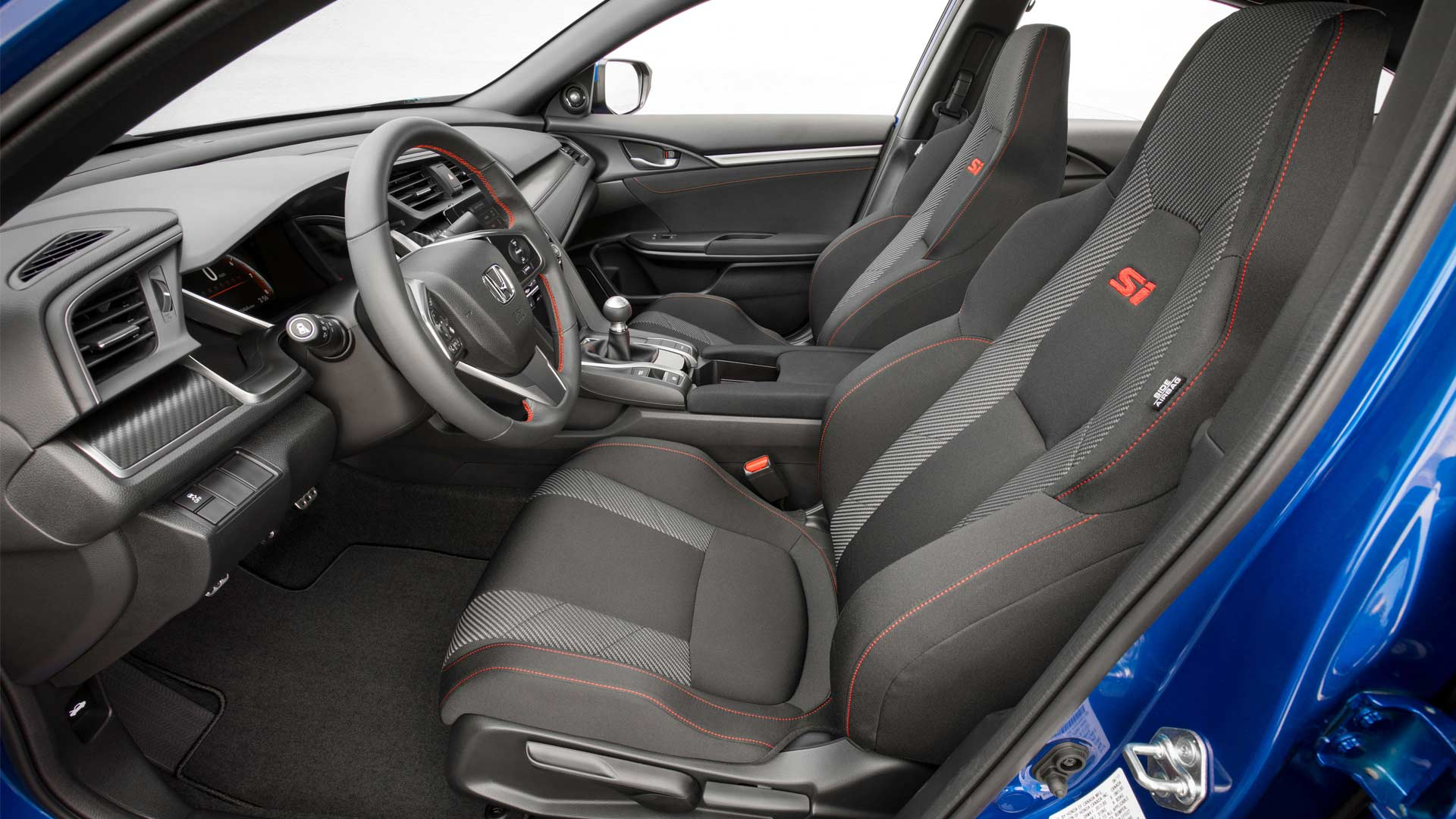 2019 honda civic si gets new colors interior - 2015 honda civic si interior lights ...