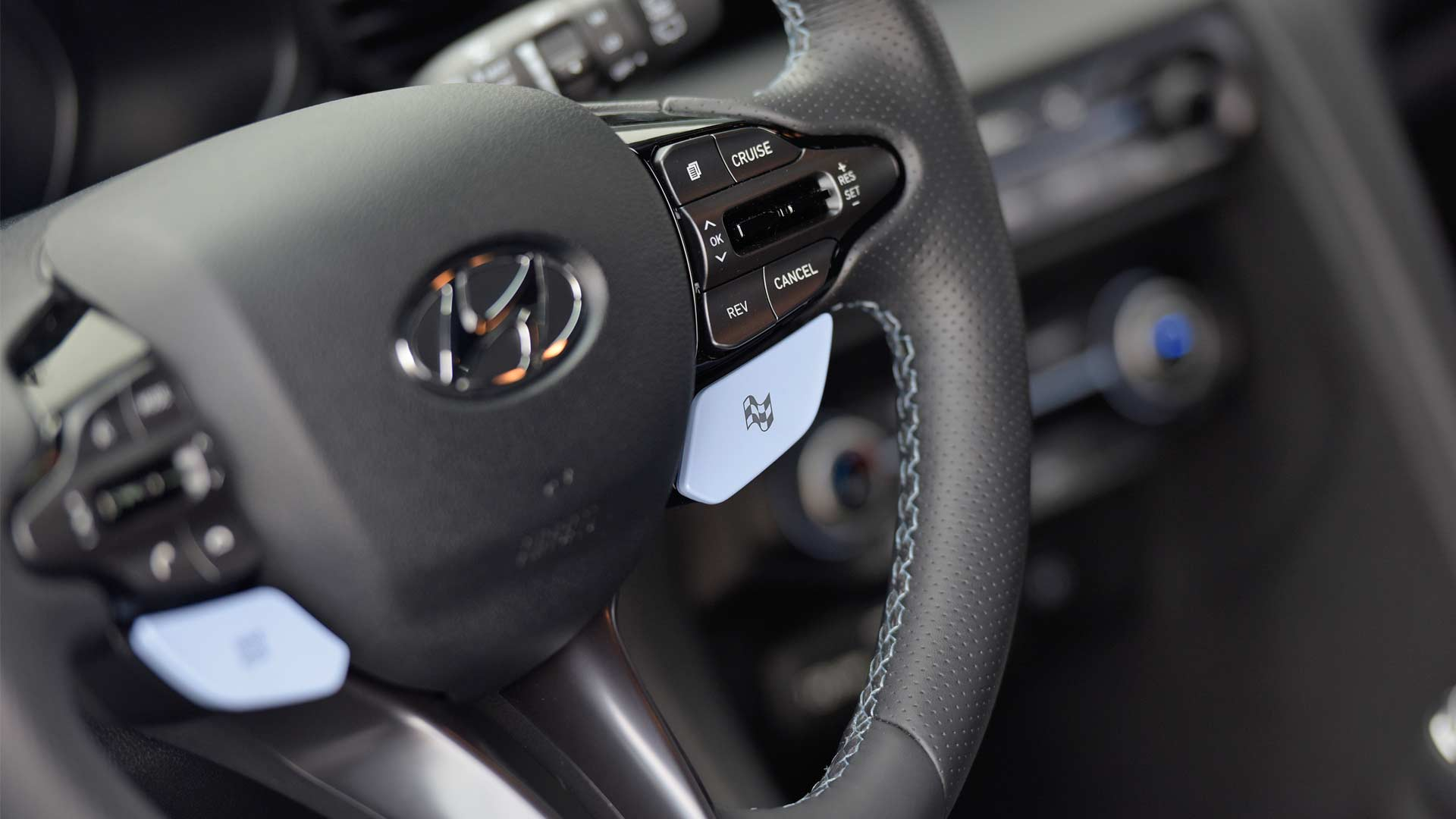 2019-Hyundai-Veloster-N-Interior-Steering-Wheel