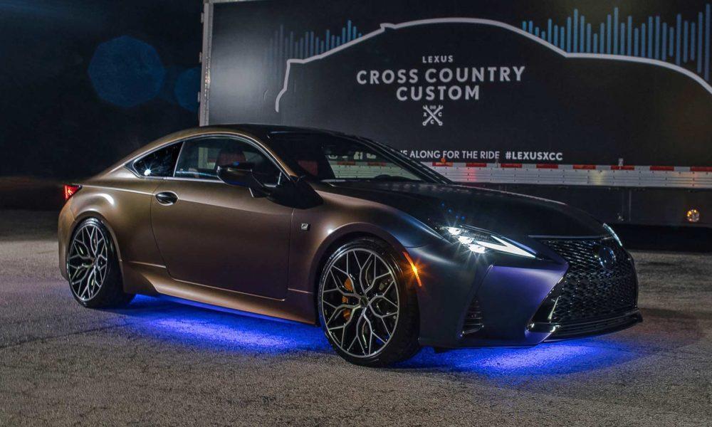 2019-Lexus-RC-XCC-HERO-2018-SEMA-Show