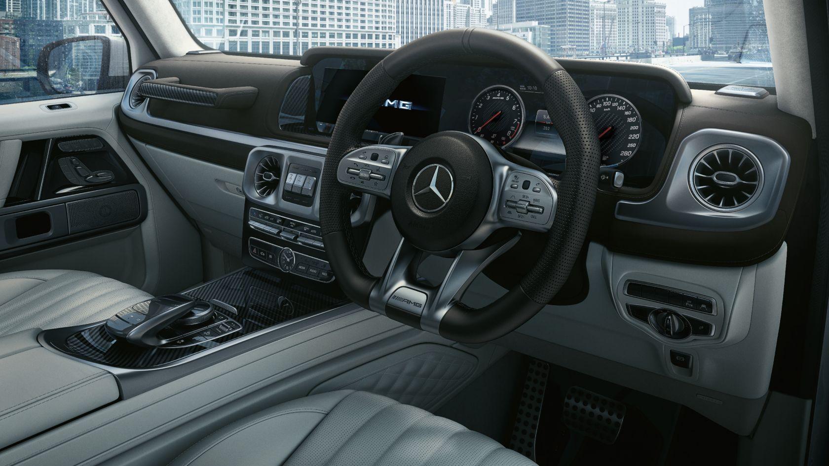 2019-Mercedes-AMG-G-63-interior