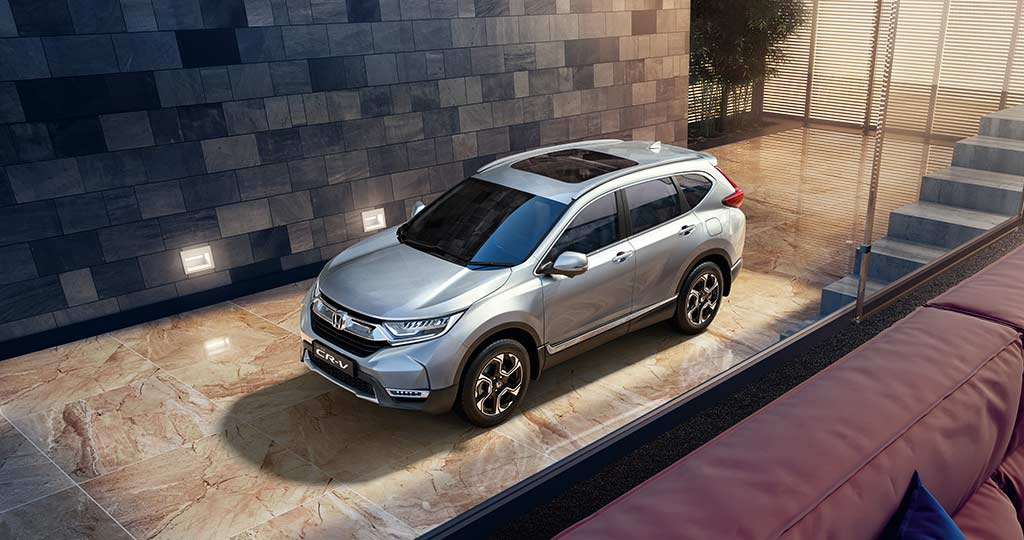 5th-generation-Honda-CR-V-India