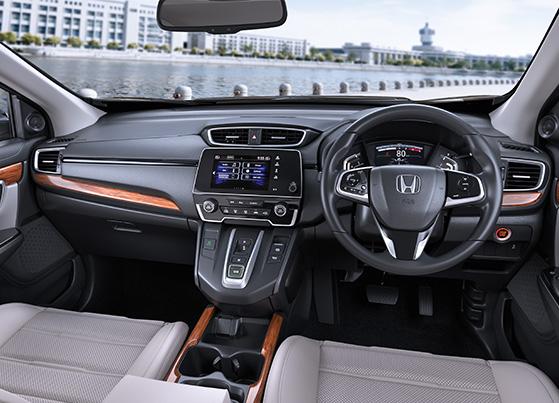 5th-generation-Honda-CR-V-Interior