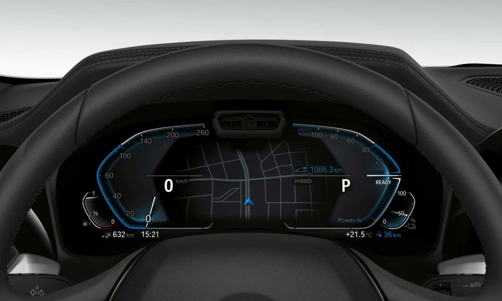 7th-generation-2019-BMW-3-Series-330e-Interior-Instrument-Cluster