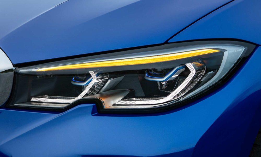 7th-generation-2019-BMW-3-Series-M-Sport-Laser-headlights