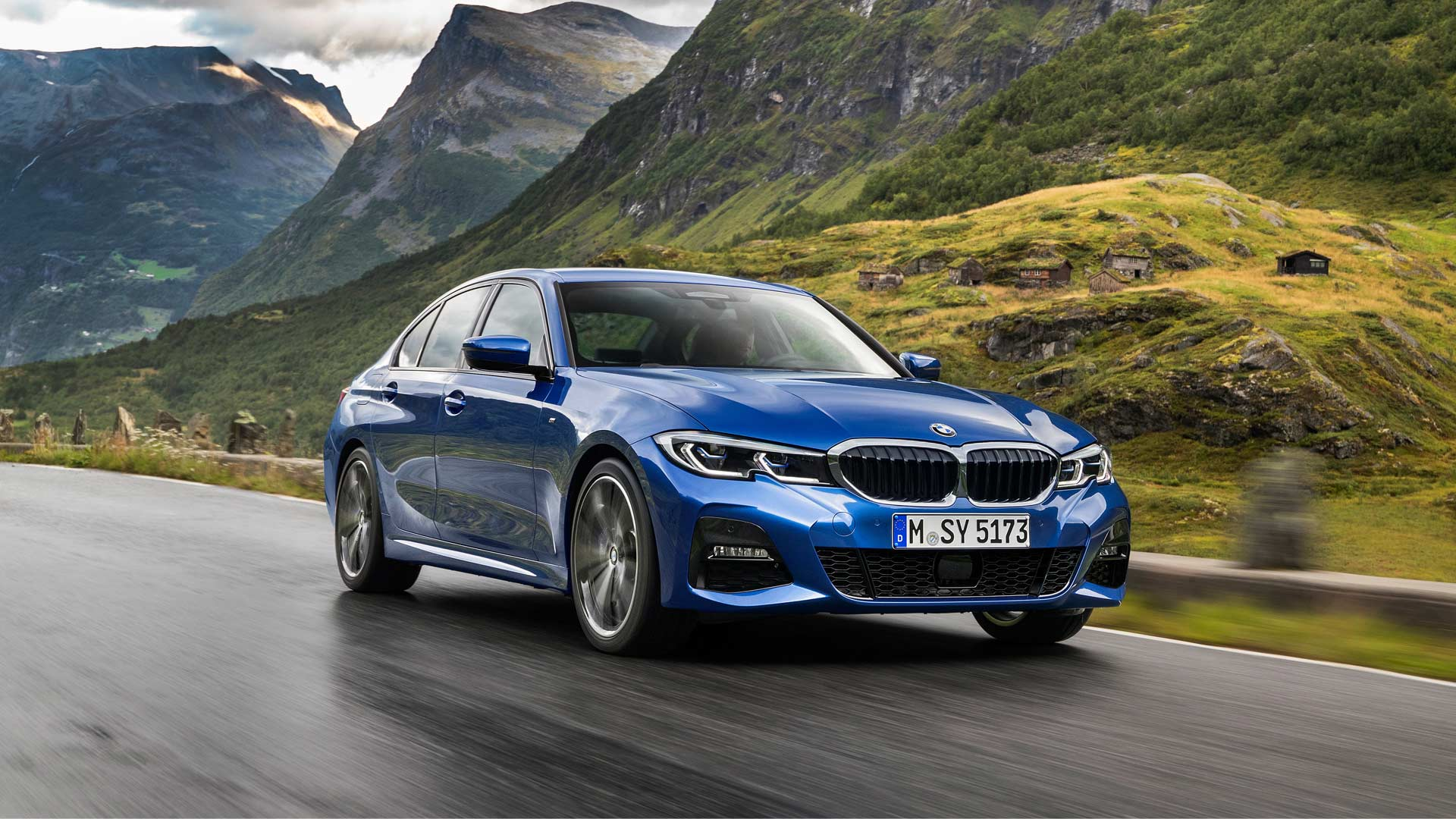 7th Generation Bmw 3 Series Is Larger In Dimensions And Tech Autodevot