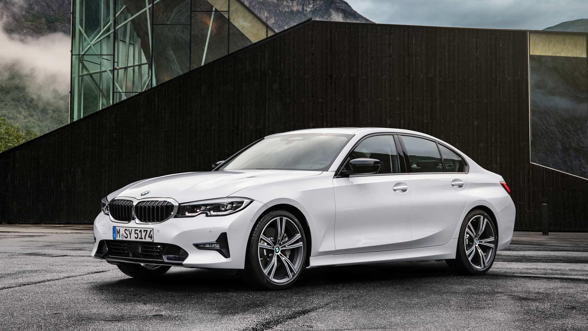 7th-generation-2019-BMW-3-Series-Sport-Line