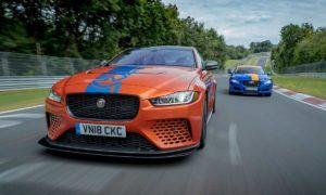 Jaguar-XE-SV-Project-8-Nürburgring-Race-Taxi