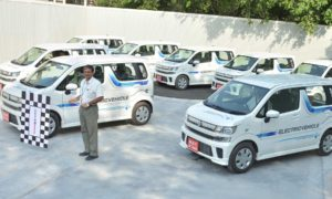 Maruti Suzuki flags-off Electric Vehicles for field testing
