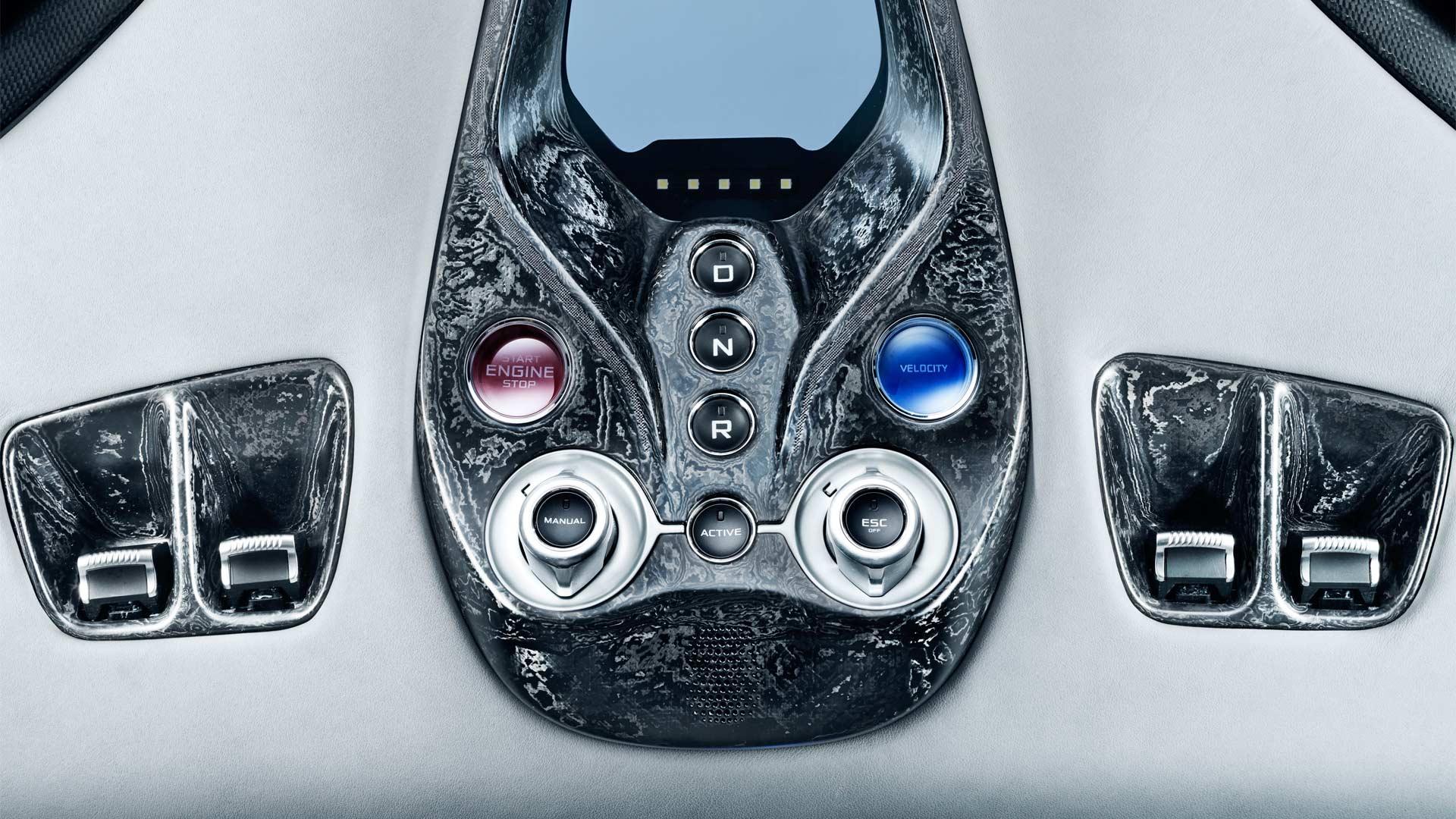 McLaren-Speedtail-Overhead-Controls
