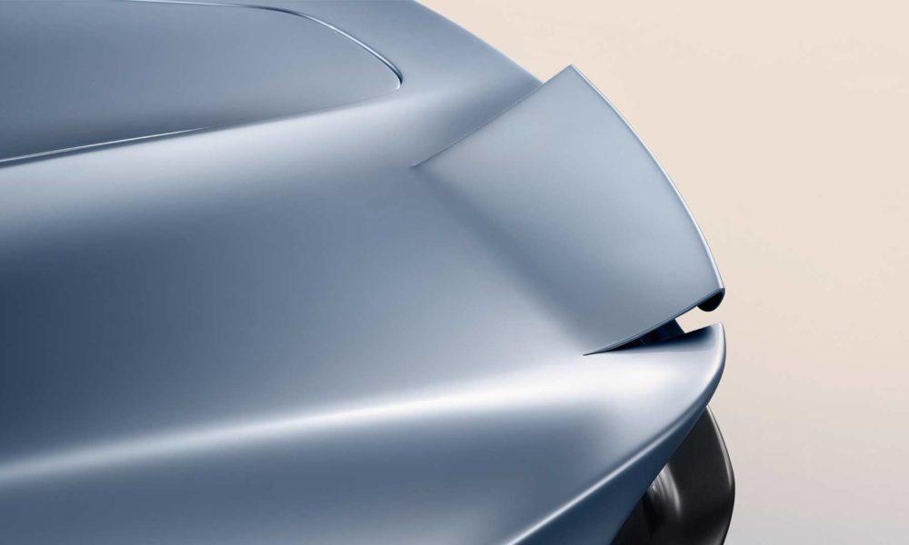 McLaren-Speedtail active rear ailerons