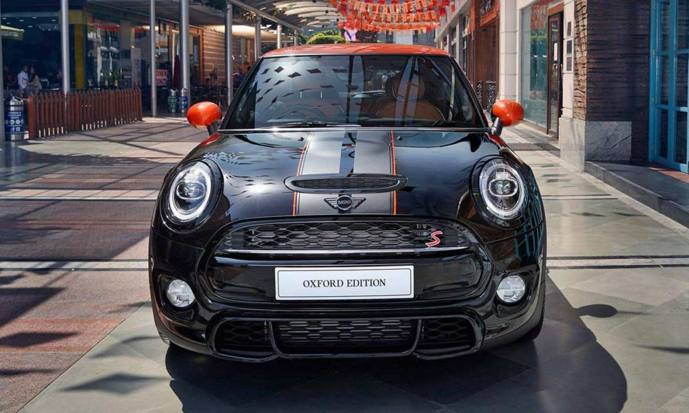Mini Oxford Edition Launched At Rs 44 90 Lakh Autodevot