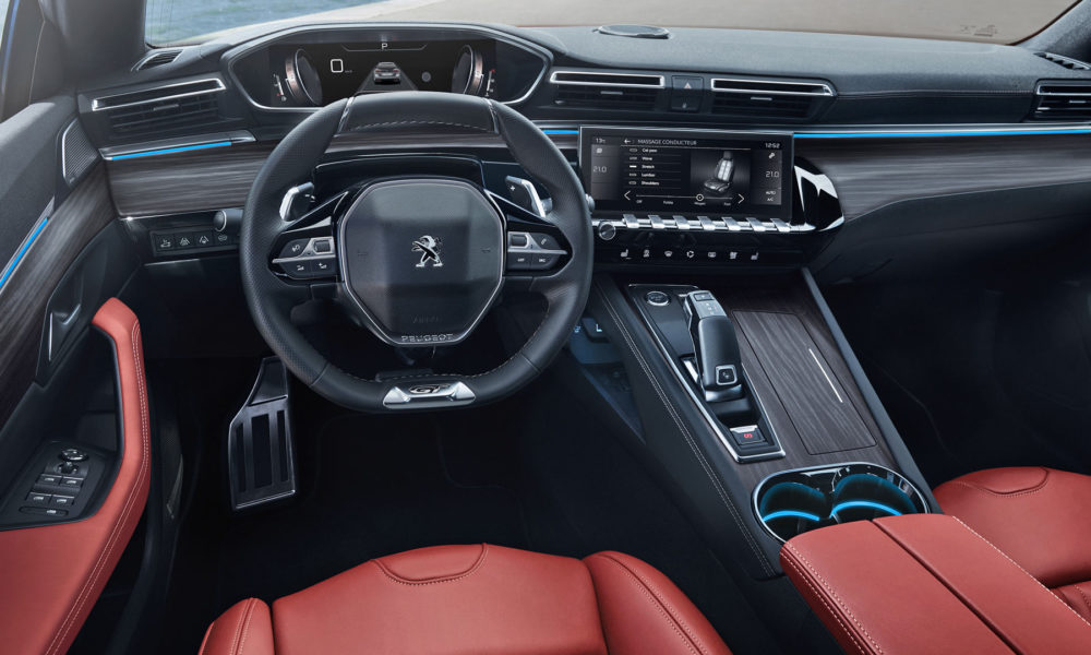 Peugeot 508 SW First Edition Interior_2
