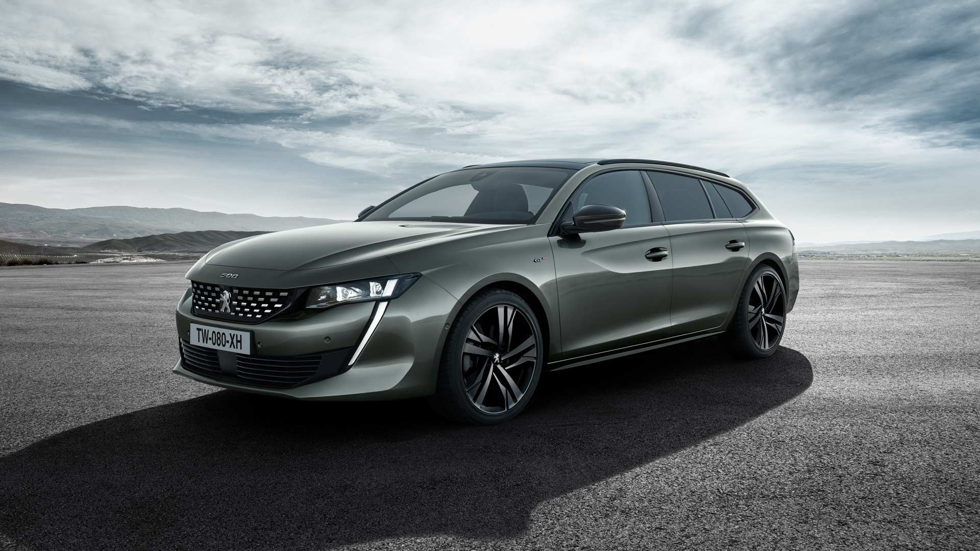 peugeot 508 sw first edition adds more style tech autodevot. Black Bedroom Furniture Sets. Home Design Ideas