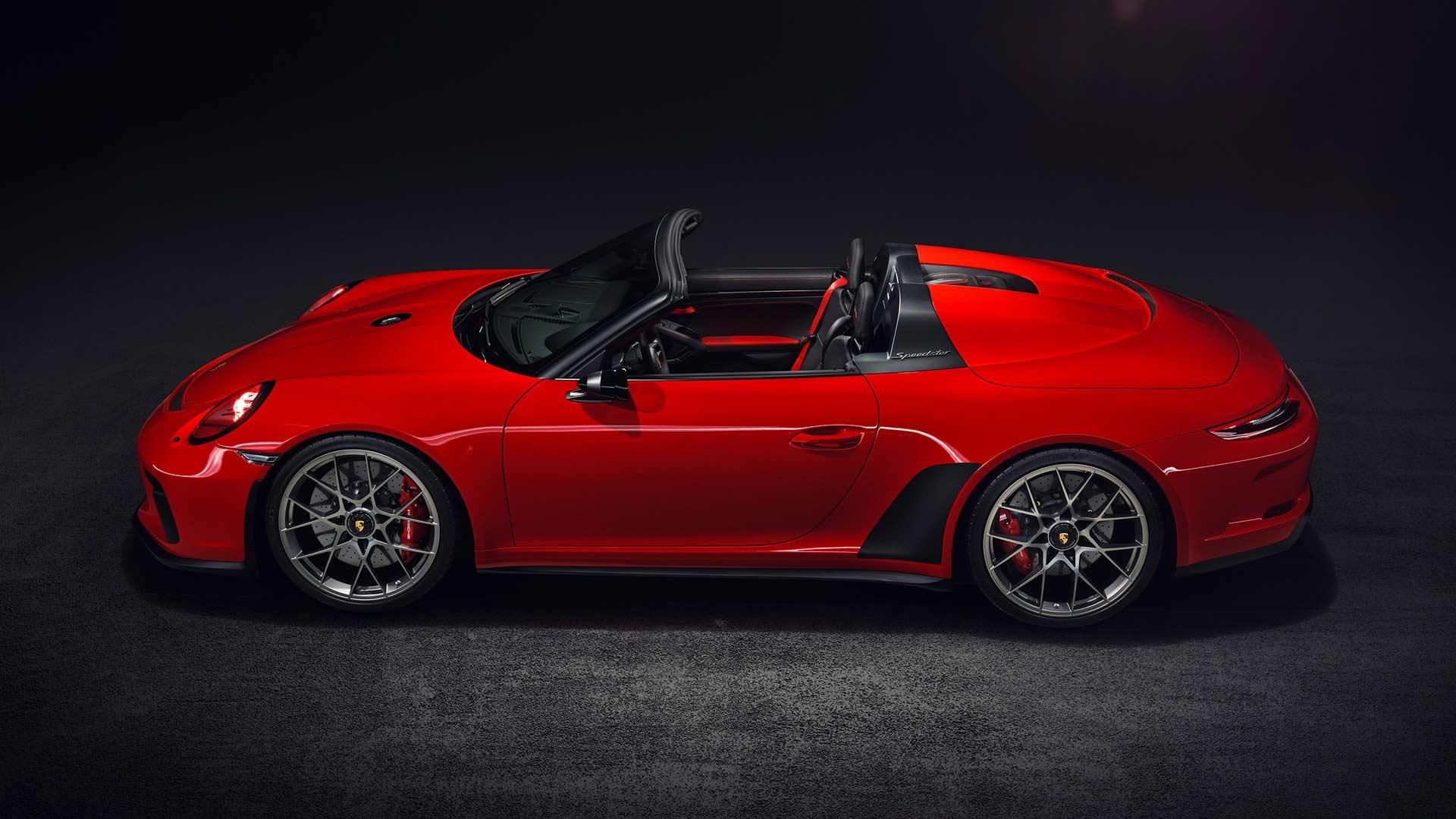Porsche-911-Speedster-production