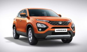 Tata-Harrier