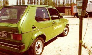 1976-Volkswagen-Elektro Golf I