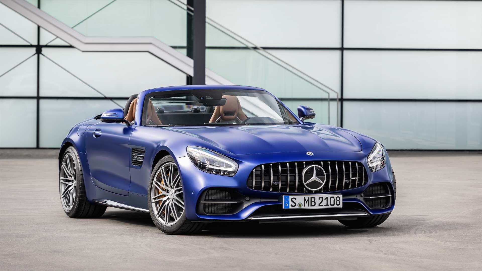 2019-Mercedes-AMG-GT-C-Roadster