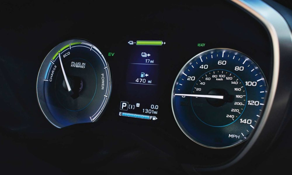 2019-Subaru-Crosstrek-Hybrid-Interior-Instrument-Cluster