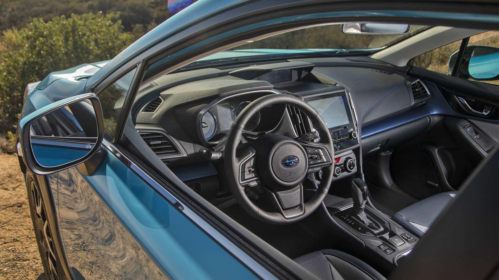 2019-Subaru-Crosstrek-Hybrid-Interior