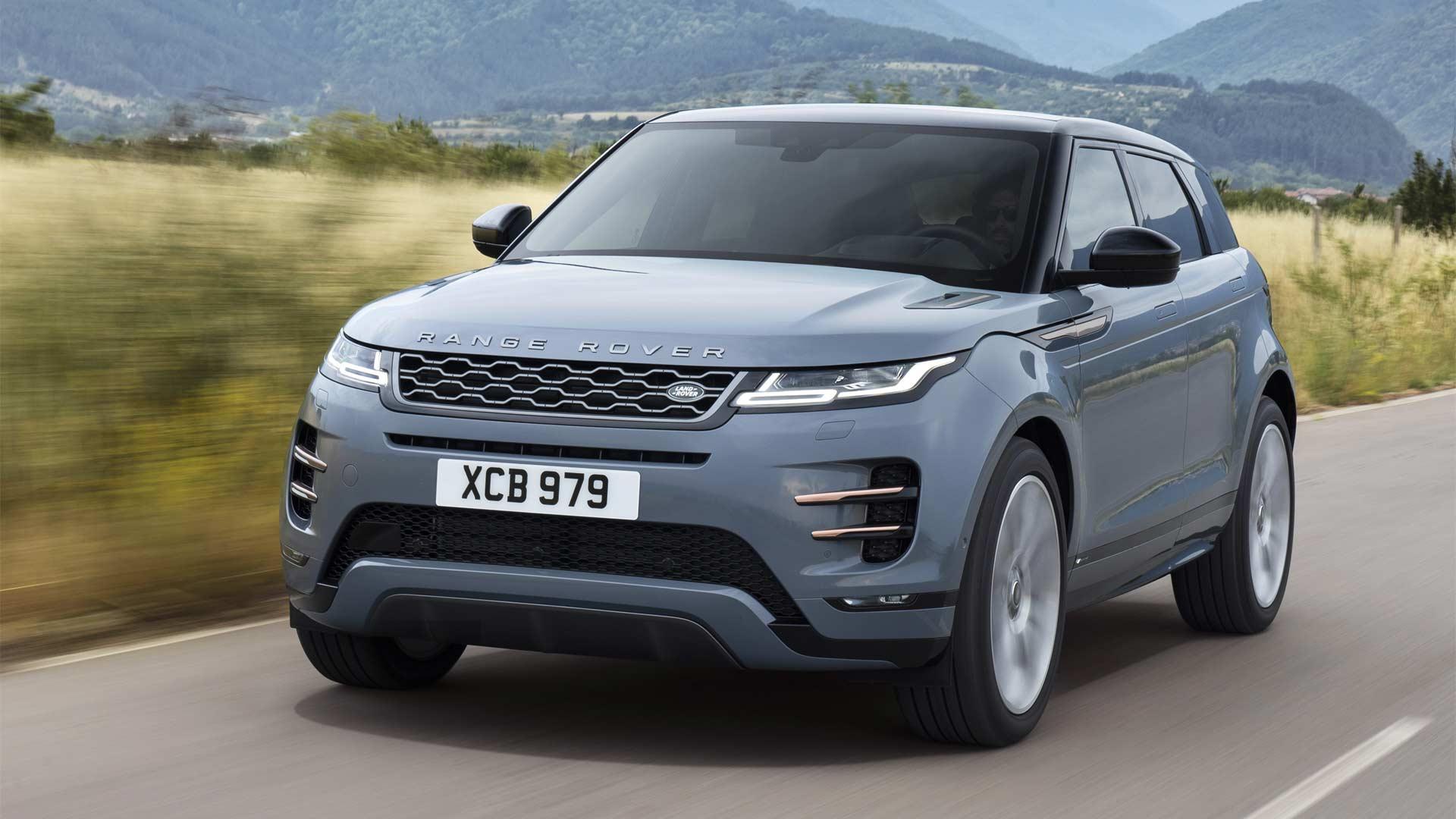 New Range Rover Evoque Looks Like A Mini Velar Autodevot