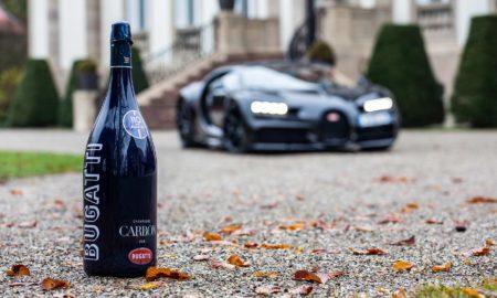 Bugatti and Champagne Carbon Partnership
