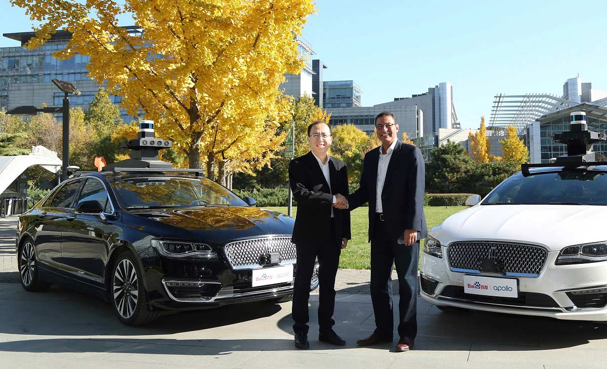 Ford-and-Baidu-joint-testing-Autonomous-vehicle