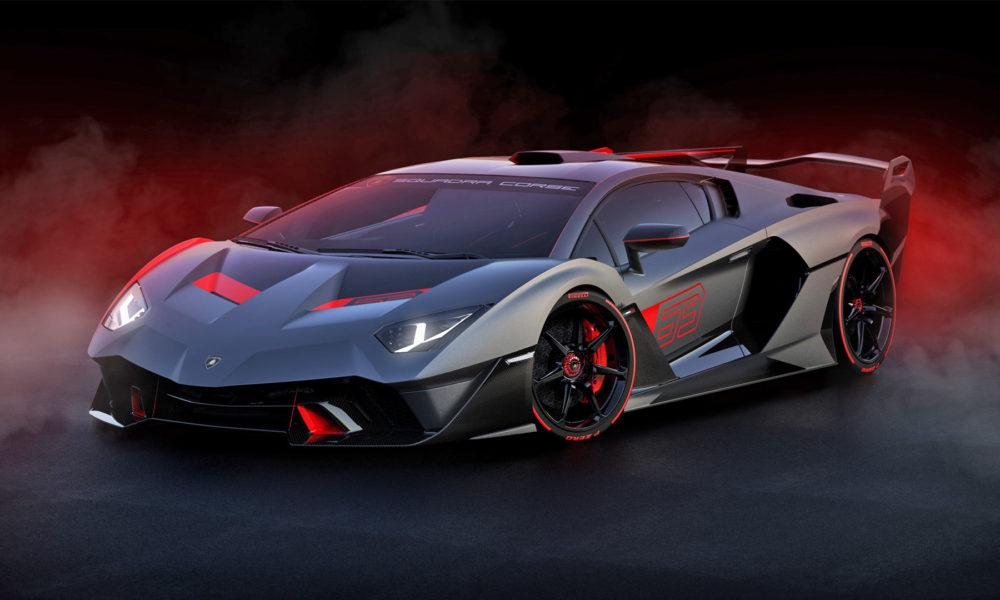 Lamborghini Sc18 Alston Is A One Off Road Legal Track Car