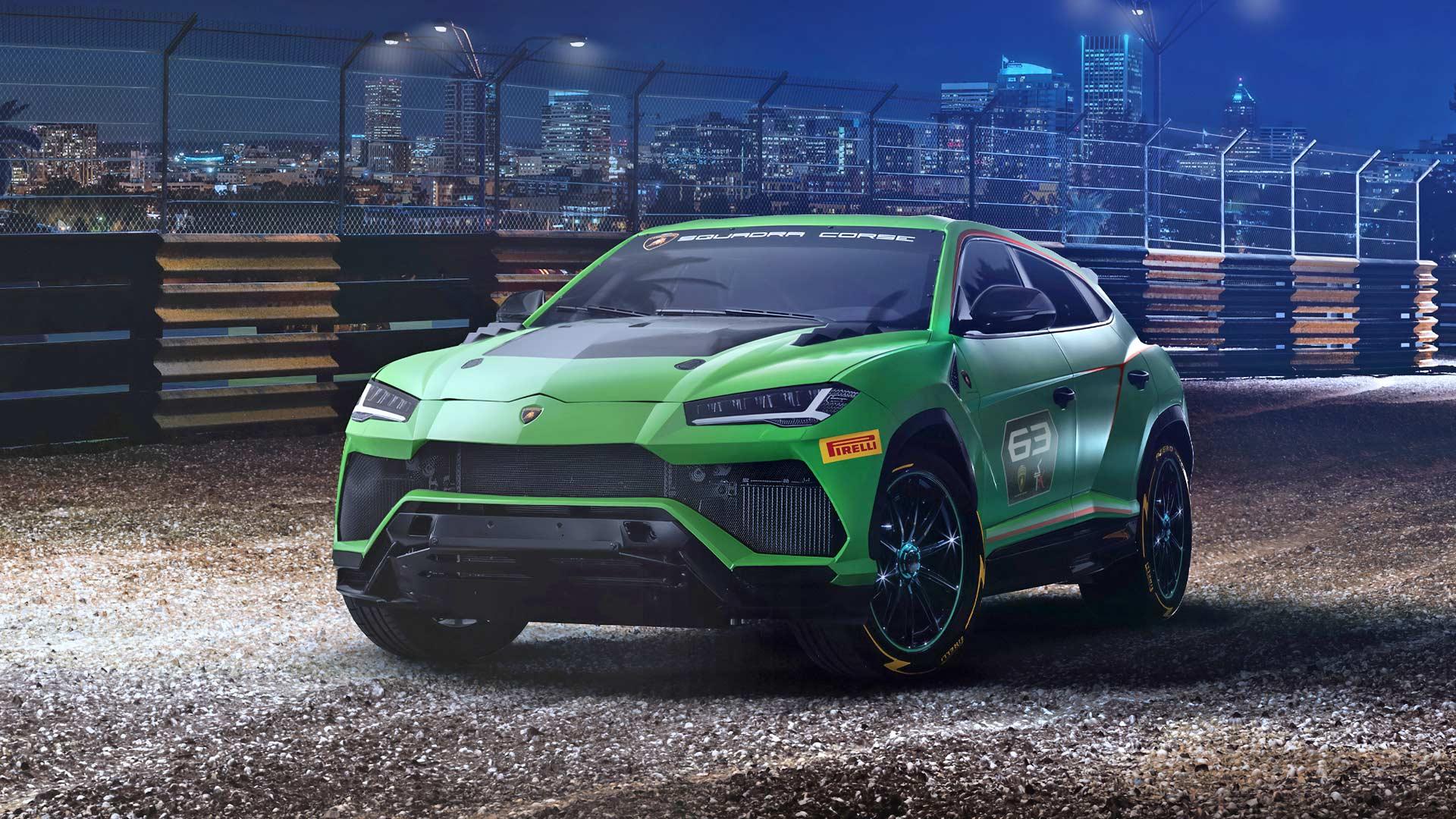 Lamborghini Urus ST-X Concept_2