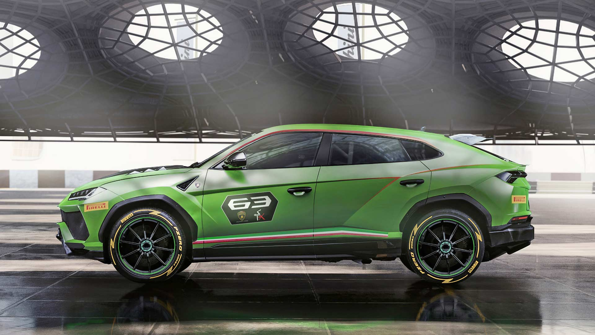Lamborghini Urus ST-X Concept_4
