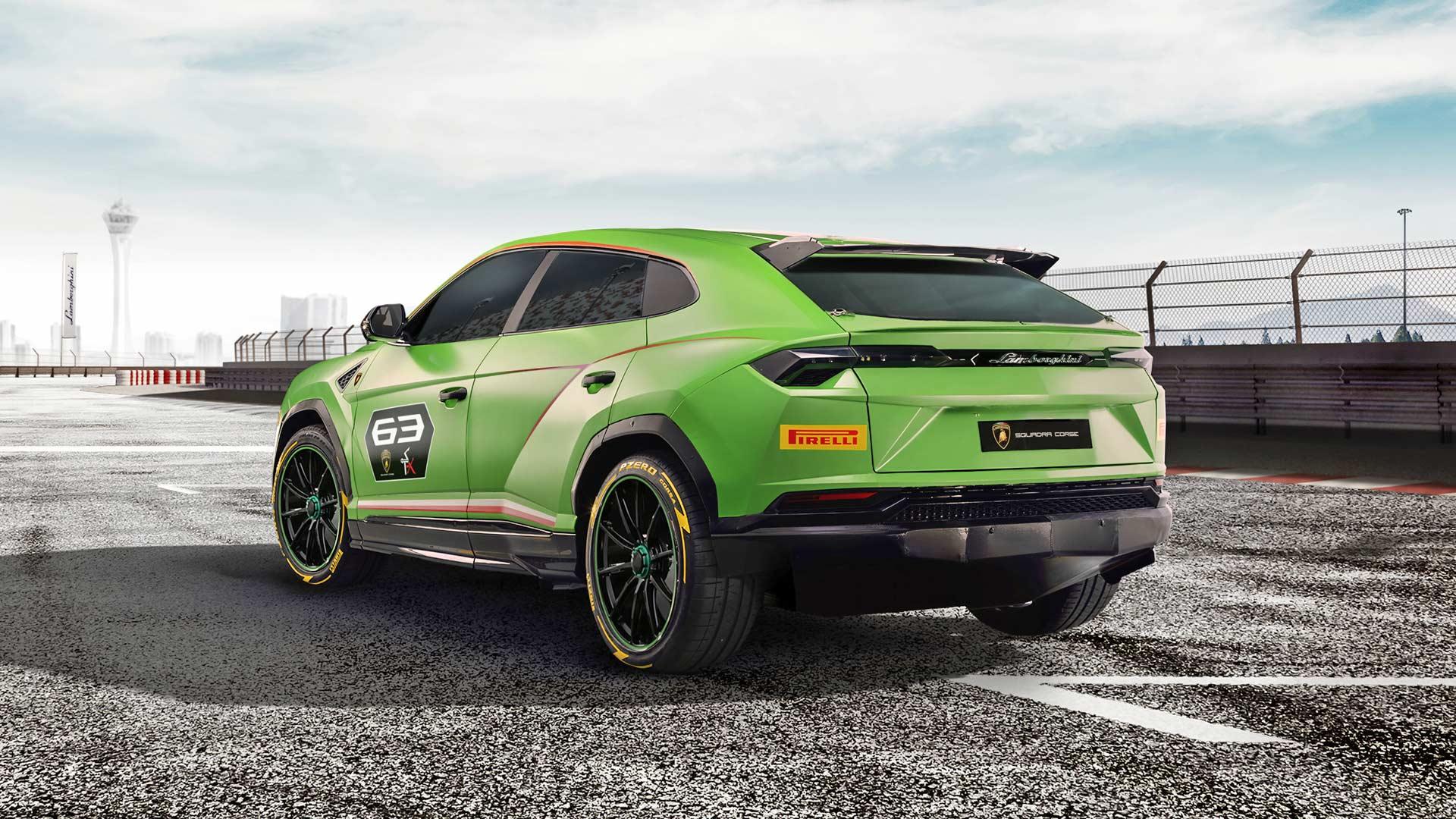 Lamborghini Urus ST-X Concept_5