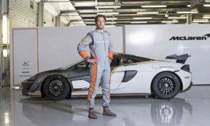 McLaren-and-Sparco-world's-lightest-FIA-certified-race-suit