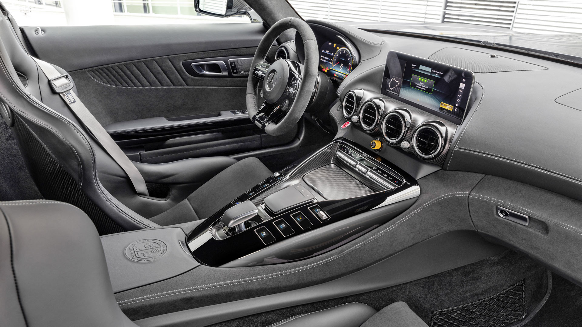Mercedes-AMG-GTR-Pro-Interior