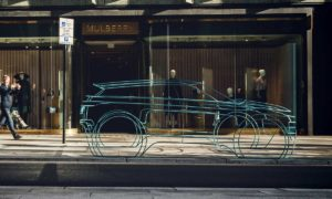 New-Range-Rover-Evoque-Wire-Artwork-London
