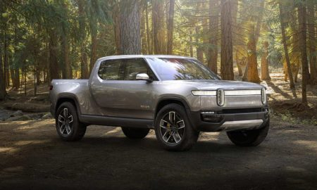 Rivian R1T all-electric pick-up truck