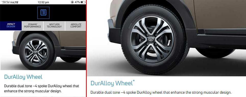 Tata-Tiago-NRG-DurAlloy-wheels-gimmick