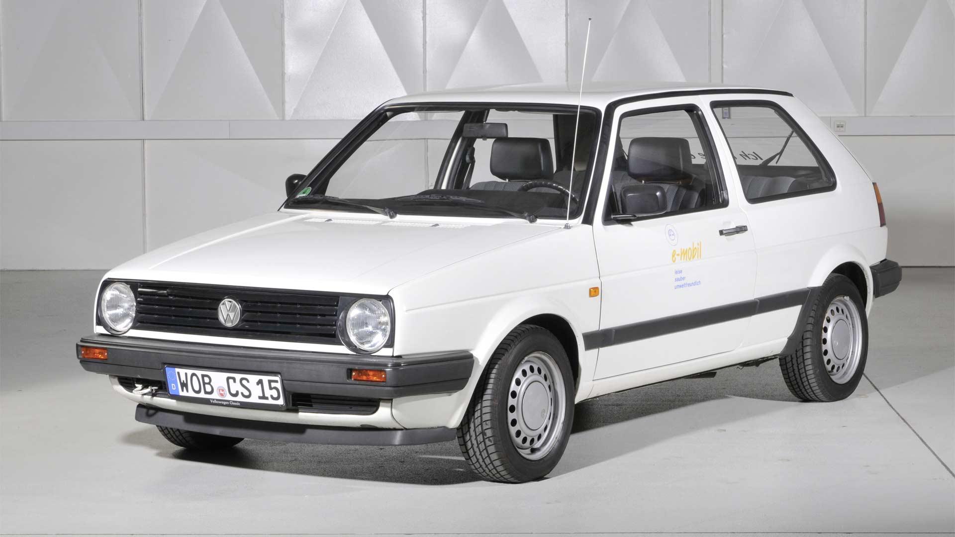 Volkswagen-Golf-II-Citystromer