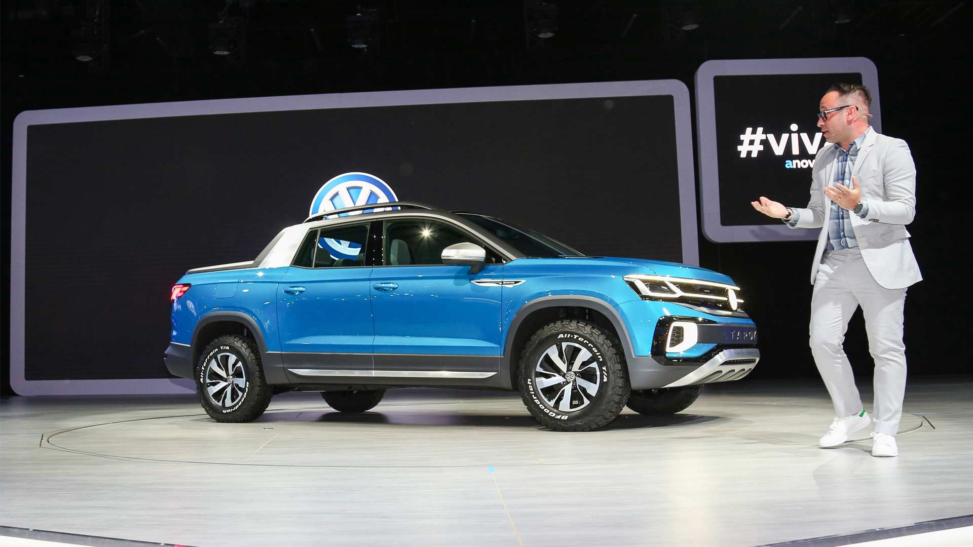 Volkswagen-Tarok-Concept