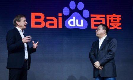 Volvo Cars and Baidu to develop and manufacture autonomous driving cars