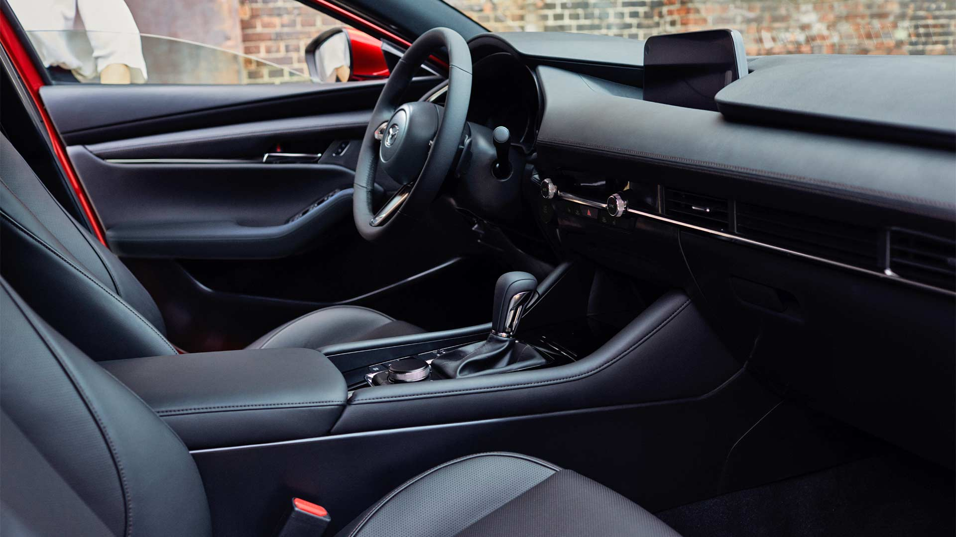 2019-Mazda-3-Hatchback-Interior
