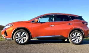 2019-Nissan-Murano-in-Sunset-Drift