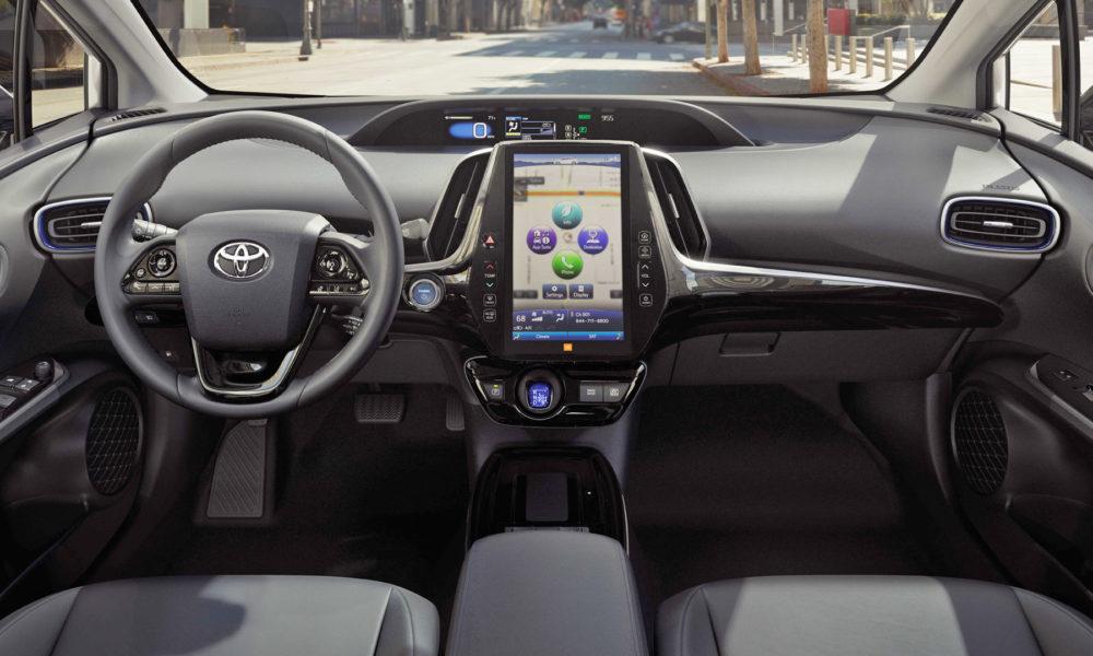 2019-Toyota-Prius-AWD-e-Interior