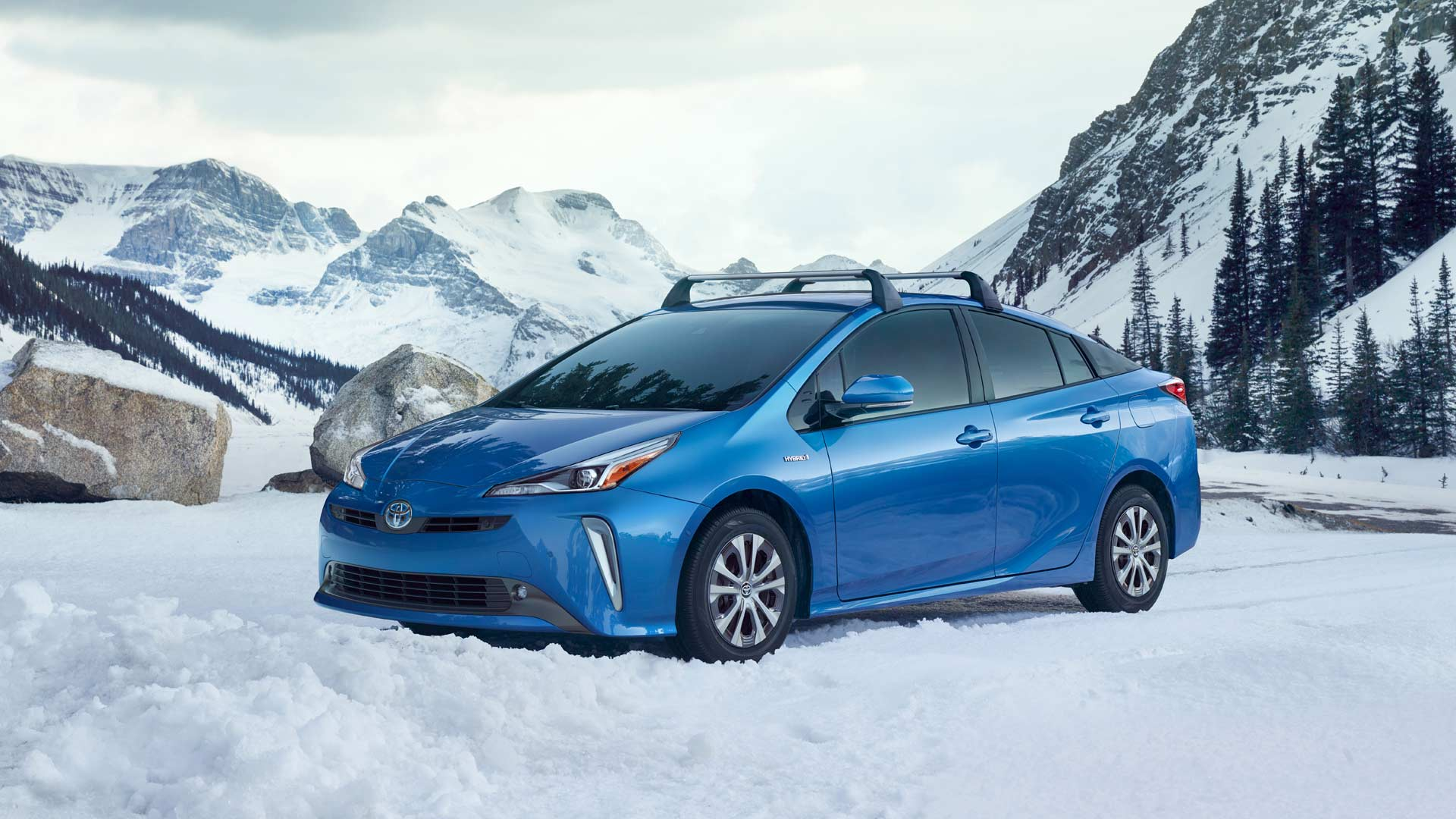 2019 Toyota Prius Gets On Demand Awd E System Autodevot