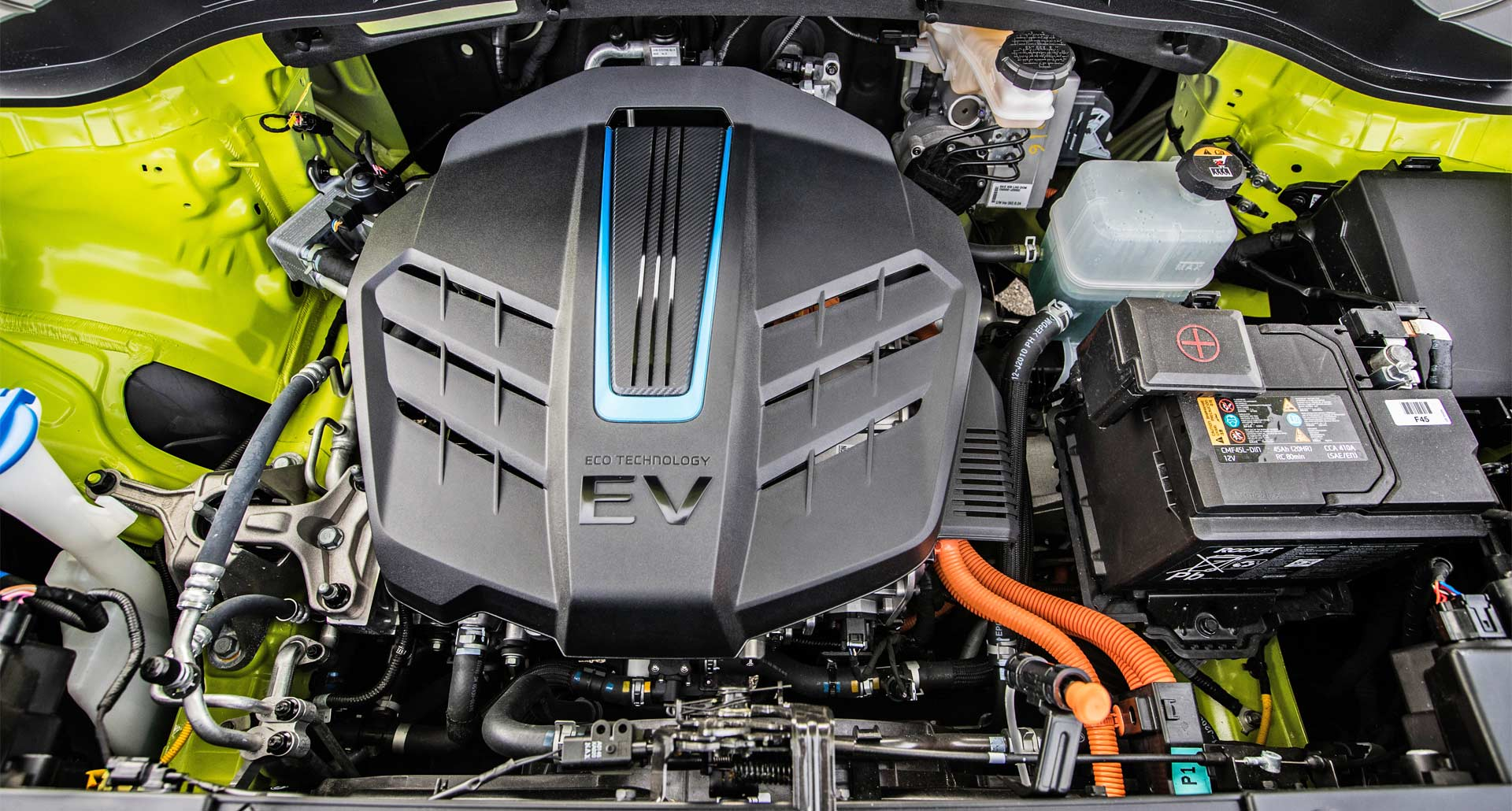 2020-Kia-Soul-EV-engine-bay