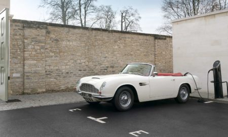 Aston-Martin-1970 DB6 MkII Volante-EV-Conversion